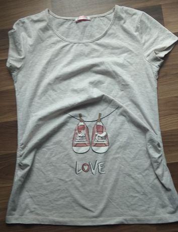 Koszulka ciążowa rozmiar L