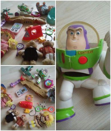 Mix zabawek