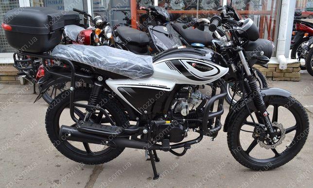 Мотоцикл Forte I Musstang I 125cc Гарантия 6000 км!