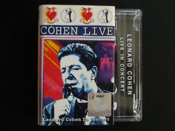 "Leonard Cohen ""Live In Concert"""