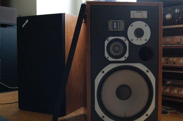 Pioneer HPM-100 speakers, kolumny, głośniki