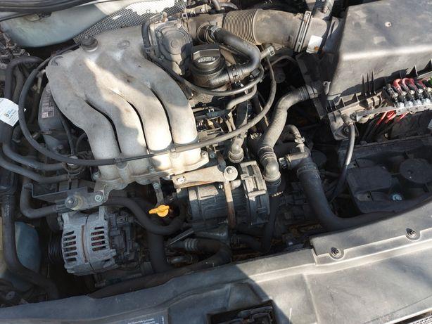Silnik 2.0 benzyna AQY VW BORA,Skoda, Golf  mały przebieg