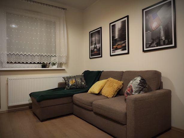 Mieszkanie 3-pokojowe, 50 mkw wolne od maja