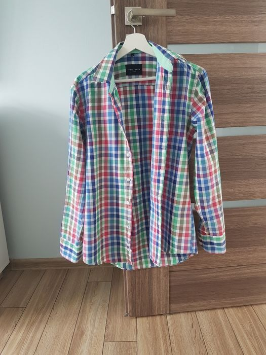 Kolorowa koszula męska Reda - image 1