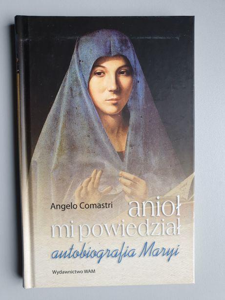 Anioł mi powiedział - Angelo Comastri WAM