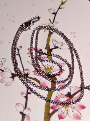 Цепочка якорное плетение , серебро 925 проба