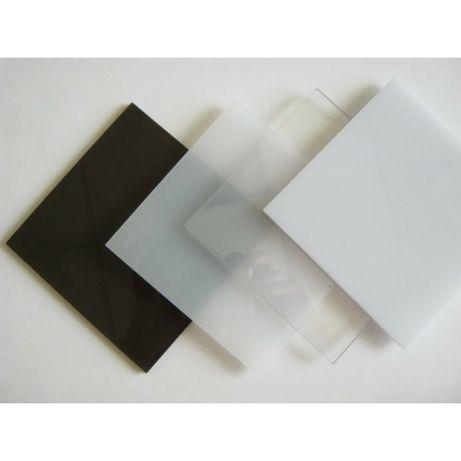 Оргстекло в размер | Монолитный поликарбонат| Толщины от 1,5мм к 10мм