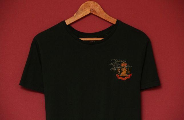 Polo Ralph Lauren рр М футболка из хлопка