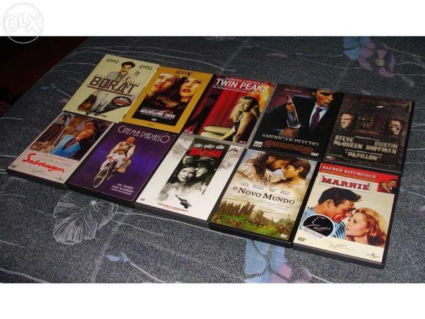 Pack 10 DVD's