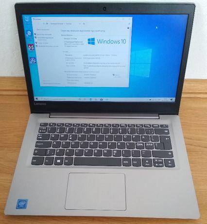 Lenovo ideapad S130-14IGM /Celeron N4100 /4Gb DDR4 /SSD 64GB /FHD