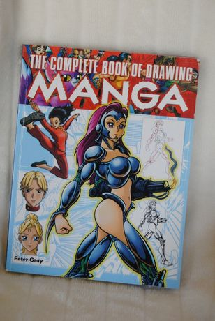 The Complete Book of Drawing/MANGA