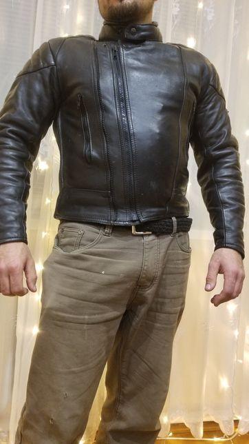 Куртка шкіряна чоловіча Frank Thomas