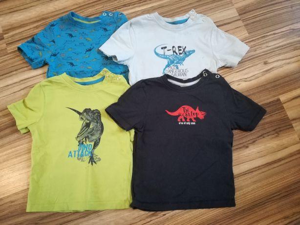 T-shirty 86/92