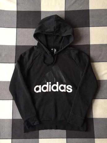 Oryginalna Damska Bluza z kapturem Adidas rozmiar L