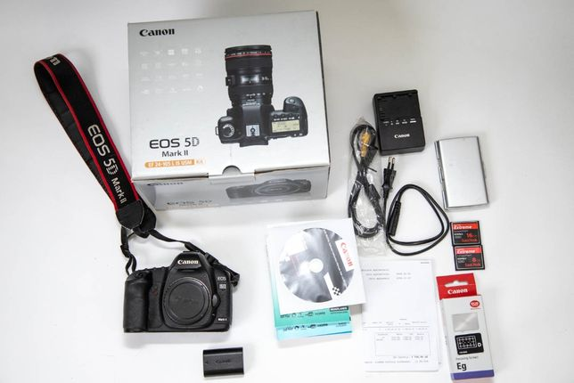 Canon EOS 5D mk ii mark 2 body
