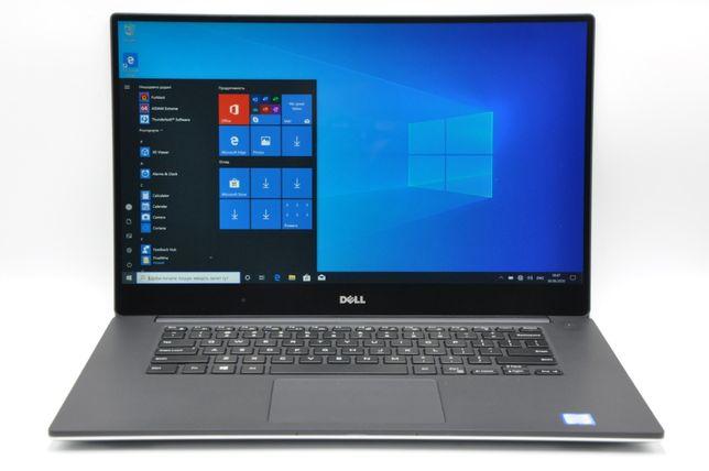 Dell XPS 9560 i7-7700HQ 16GB RAM 512GB SSD Intel HD+NVIDIA GTX1050 4K