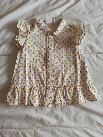 Blusa menina 2/3 anos