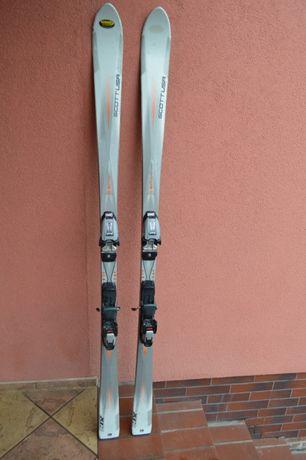 narty zjazdowe Scott USA Endorphin XC 175 cm + wiązania Marker