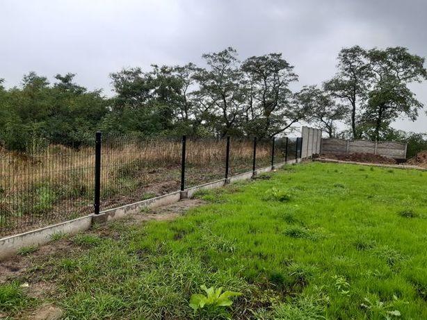 Ukladanie kostki, bramy, ogrodzenia
