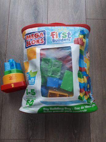 Klocki First Mega Bloks