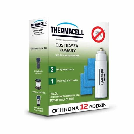 Thermacell wkłady na 12h