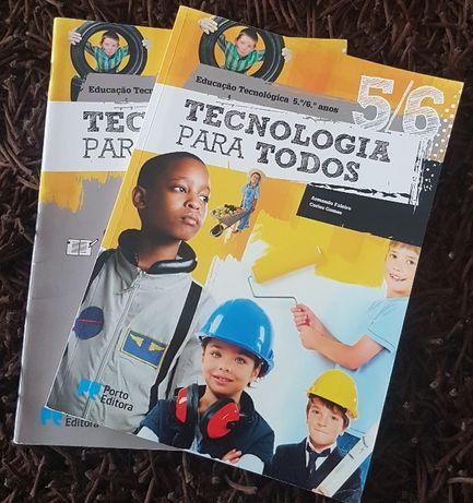 Livro - Tecnologia para todos 5º e 6º