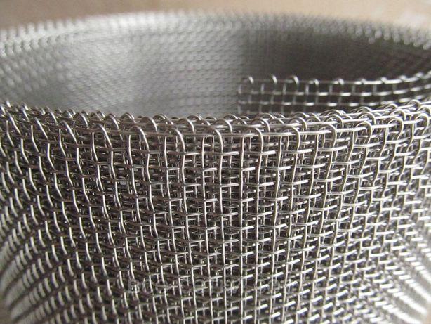 Нержавеющая тканная сетка рулонна латунь черная
