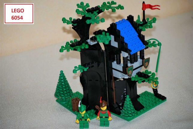 LEGO Castle Classic (6 sets): 6054; 6059; 6055; 6041; 6061; 6030