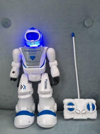 Robot sterowany światło dźwięk PILOT