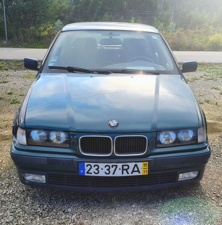 BMW 318 TDS 1995