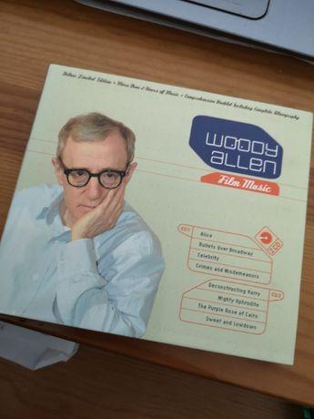 Woody Allen Film Music 2 x CD Digipack, VA