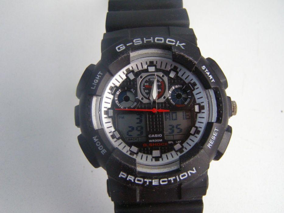 Наручные часы Сasio g-shock wr30m Донецк - изображение 1