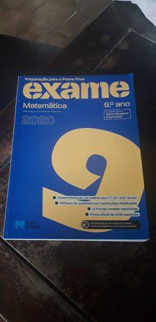 Preparação para a Prova Final - Matemática 9.ºano (2020)