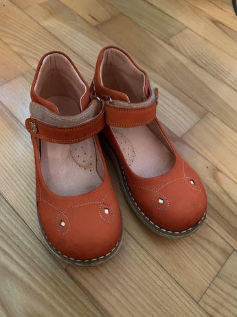 Ортопедичне взуття дитяче, на дівчинку 29 р.