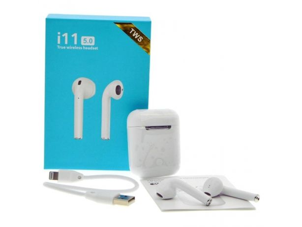 słuchawki bezprzewodowe i11 tws do samsung iphone