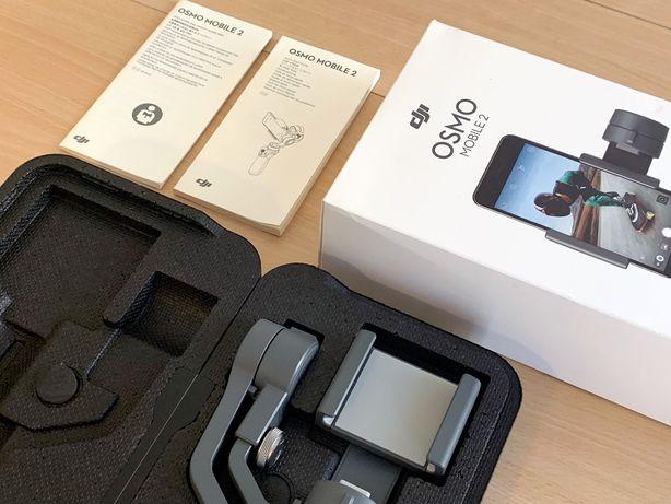 DJI Osmo Mobile 2, como novo.