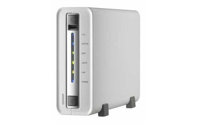 NAS сервер QNAP TS-110