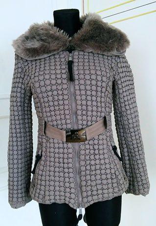 Silvian Heach śliczna pikowana kurtka M