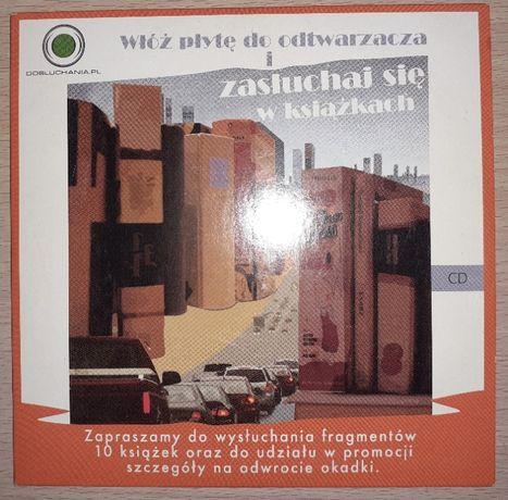 Audiobooki CD