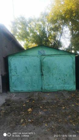 Гараж в охраняемом гк по ул. березняковская