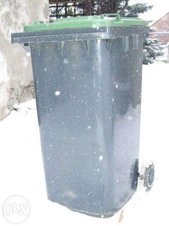 Pojemniki na odpady, kubły na śmieci 240l