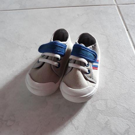 Buty dla chłopca roz 19, 20, 22