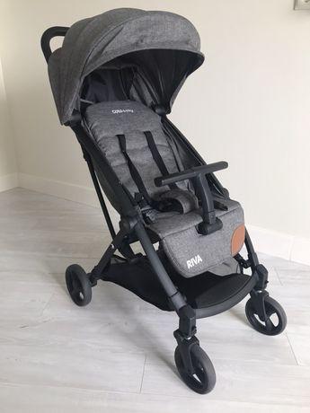 Прогулочная коляска Coto baby Riva сіра