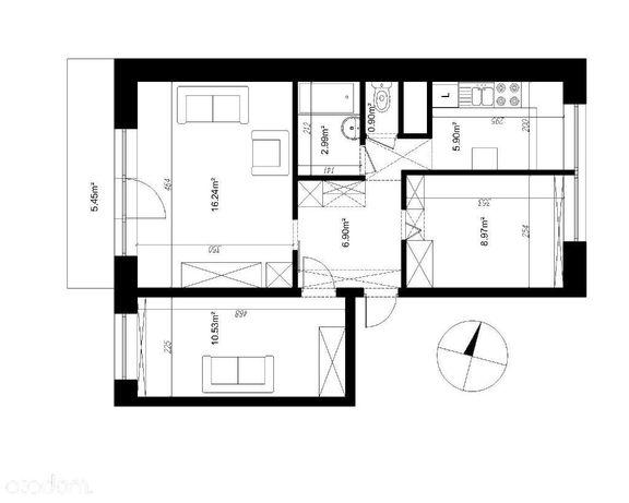 Mieszkanie Radogoszcz - sprzedam bezpośrednio