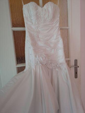 Sukienka ślubna rozm. 36. Piękna, okazja