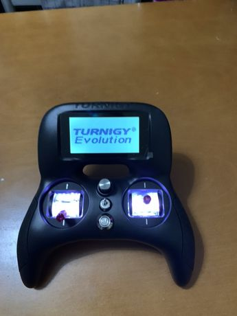 Turnigy Evolution Digital Mode 2 Radio Control