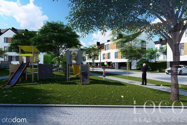 Mieszkanie z ogródkiem i loggią- 2022 rok