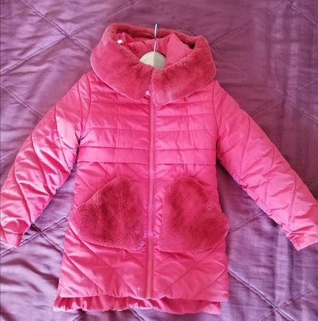 Зимняя курточка (красная)