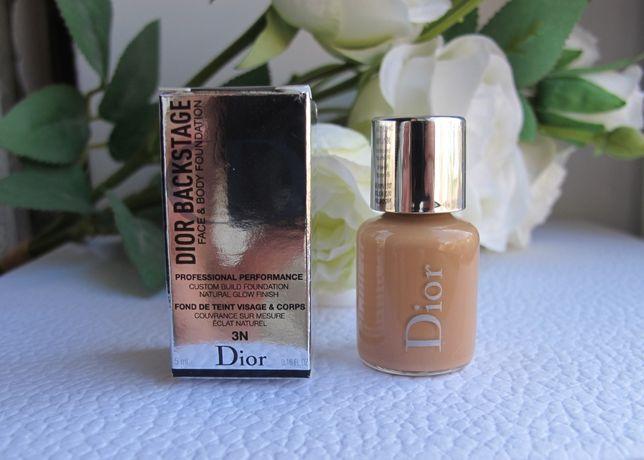 Тональный крем Dior backstage face & body 001, 3N, 3.5N