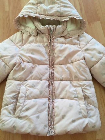 Куртка демі бренду  Н&М